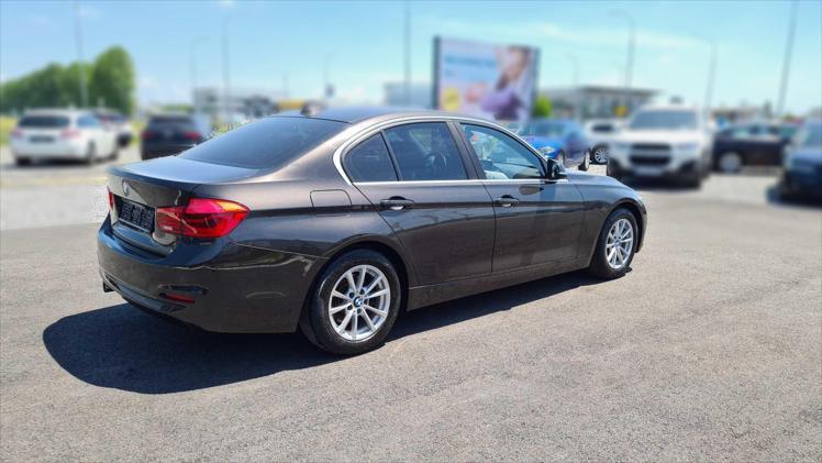 Rabljeni automobil na prodaju iz oglasa 62988 - BMW Serija 3 320d ED