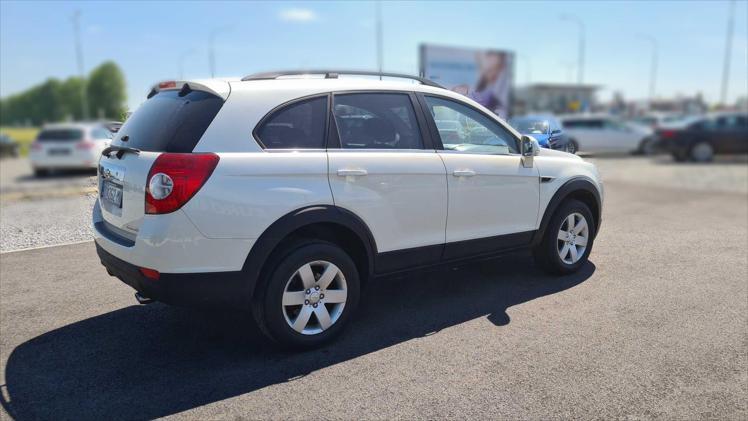 Rabljeni automobil na prodaju iz oglasa 62989 - Chevrolet Captiva Captiva 2,2D LS
