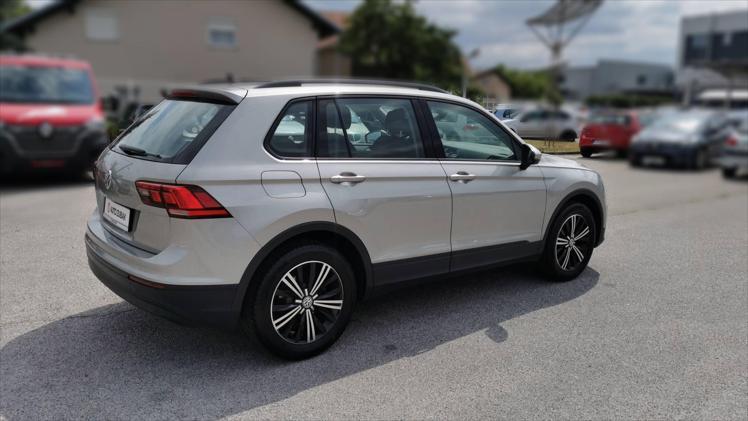 Rabljeni automobil na prodaju iz oglasa 63154 - VW Tiguan Tiguan 2,0 TDI Trendline Plus
