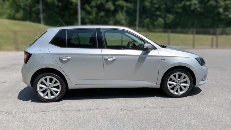 Škoda Fabia 1,4 TDI Style