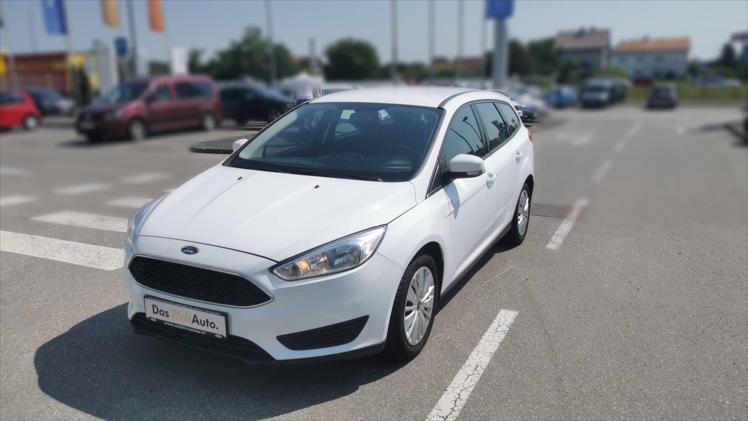 Rabljeni automobil na prodaju iz oglasa 63169 - Ford Focus Focus 1,5 TDCi Trend