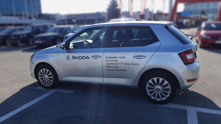 Škoda Fabia 1,0 Simply