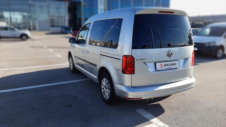 VW Caddy Trendline Van 2,0 TDI