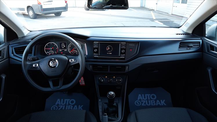 VW Polo 1,6 TDI Trendline
