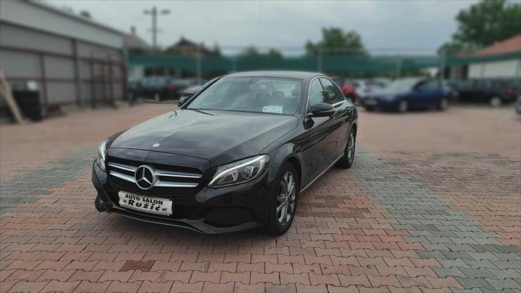 Rabljeni automobil na prodaju iz oglasa 63034 - Mercedes-Benz C-Klasa C 200 d