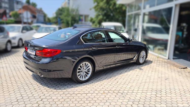 Rabljeni automobil na prodaju iz oglasa 63090 - BMW Serija 5 520d xDrive Aut.