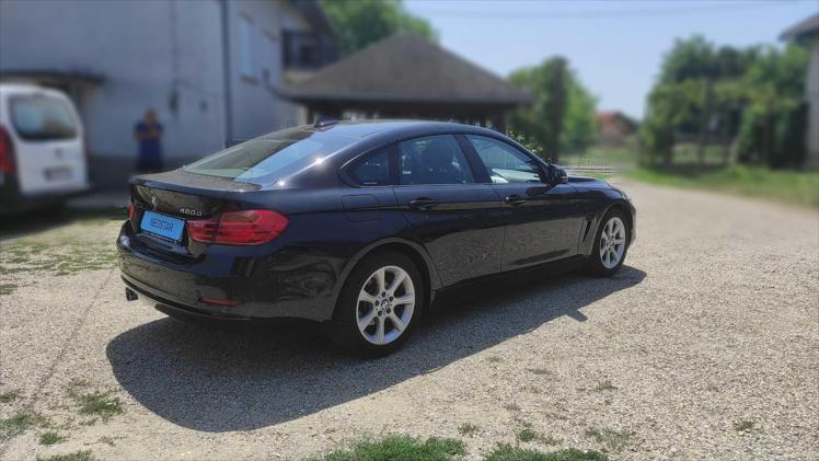 Rabljeni automobil na prodaju iz oglasa 63055 - BMW Serija 4 420d GranCoupe