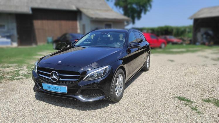 Rabljeni automobil na prodaju iz oglasa 63056 - Mercedes-Benz C-Klasa C 200 d T Aut.