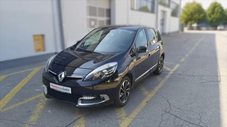 Rabljeni automobil na prodaju iz oglasa 63136 - Renault Scénic Scénic dCi 130 Energy Dynamique