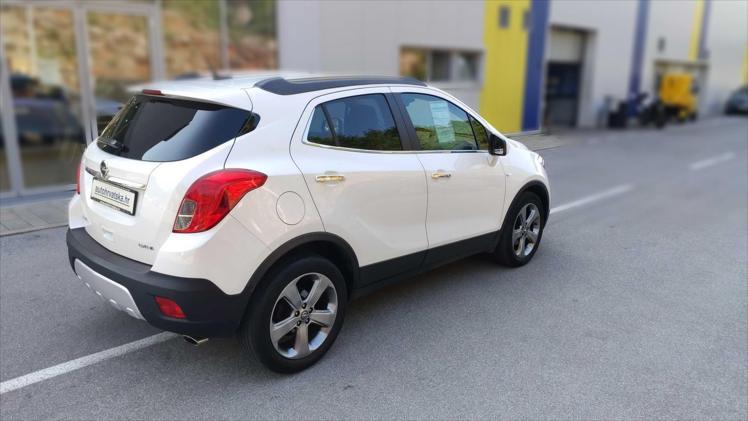Rabljeni automobil na prodaju iz oglasa 63112 - Opel Mokka Mokka 4x4 1,7 CDTi Cosmo Start/Stop