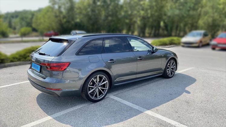 Rabljeni automobil na prodaju iz oglasa 63106 - Audi A4 A4 Avant 2.0 TDI S-line S tronic 5 vrata