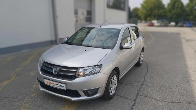 Rabljeni automobil na prodaju iz oglasa 63178 - Dacia Sandero Sandero 1,5 dCi 75 Ambiance