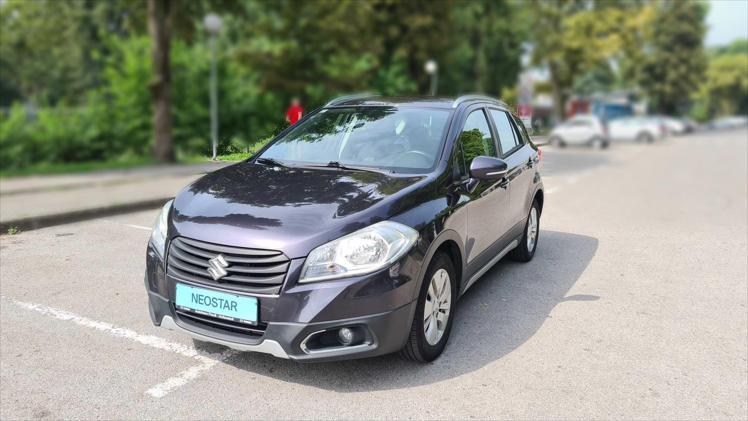 Rabljeni automobil na prodaju iz oglasa 63174 - Suzuki SX4 SX4 S-CROSS 1,6 DDiS Elegance+ Start&Stop