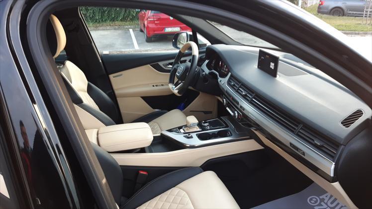 Audi SQ7 quattro 4,0 TDI Tiptronic