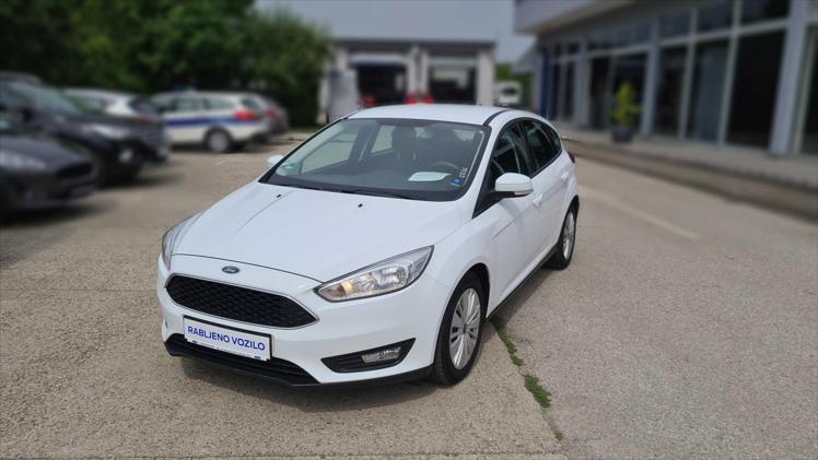 Rabljeni automobil na prodaju iz oglasa 63180 - Ford Focus Focus 1,5 TDCi Business