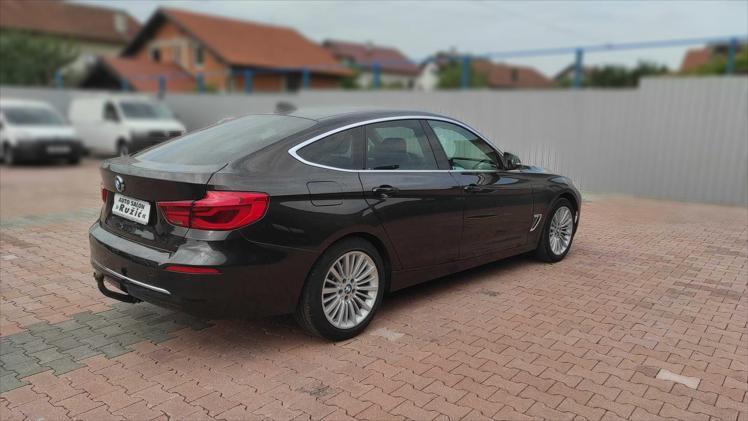 Rabljeni automobil na prodaju iz oglasa 63206 - BMW Serija 3 318d Gran Turismo