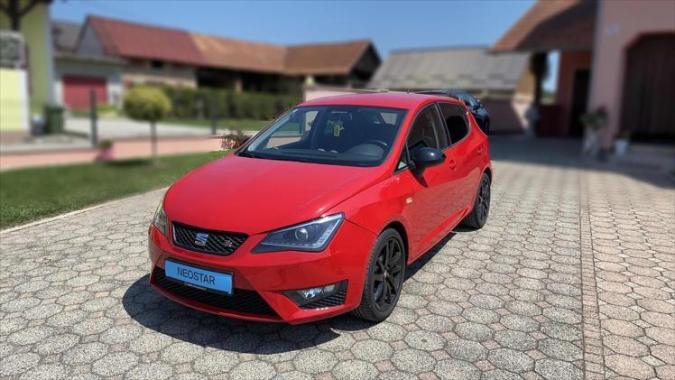 Rabljeni automobil na prodaju iz oglasa 63255 - Seat Ibiza Ibiza 1,2 TSI FR