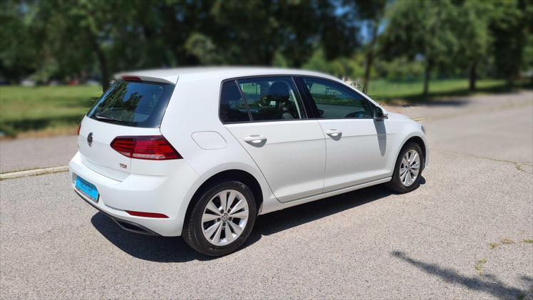 Rabljeni automobil na prodaju iz oglasa 63258 - VW Golf Golf 1,6 TDI BMT Trendline HR DSG