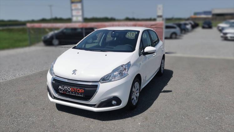 Rabljeni automobil na prodaju iz oglasa 63268 - Peugeot 208 208 1,6 BlueHDi 100 S&S Style