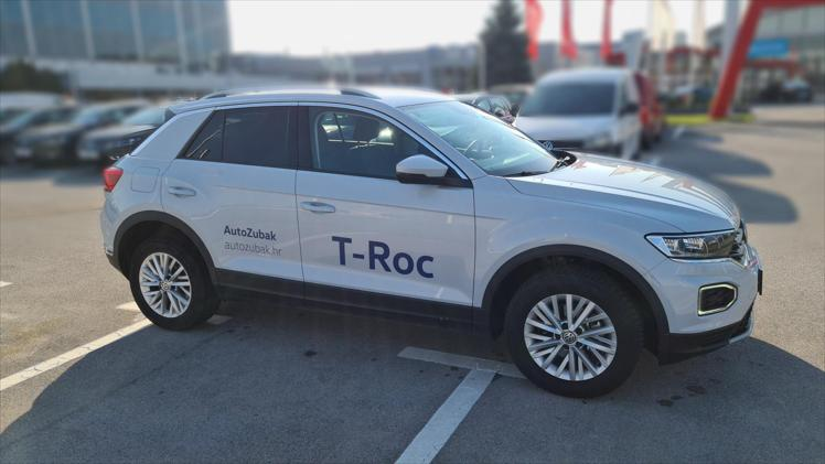 VW T-Roc 1,0 TSI BMT Design