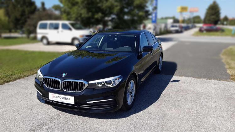 Rabljeni automobil na prodaju iz oglasa 63887 - BMW Serija 5 520d EfficientDynamics Aut.