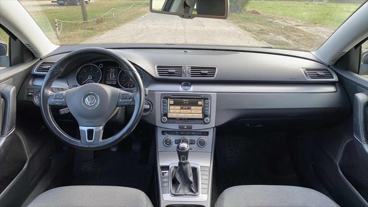 VW Passat 1,6 TDI BMT Comfortline