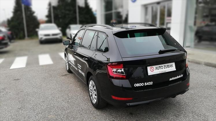 Škoda Fabia Combi 1,0 TSI Monte Carlo