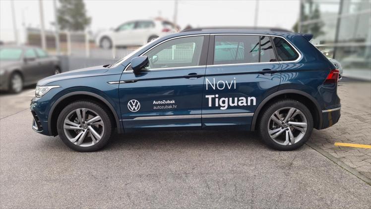 VW Tiguan 4motion 2,0 TDI DSG R-Line