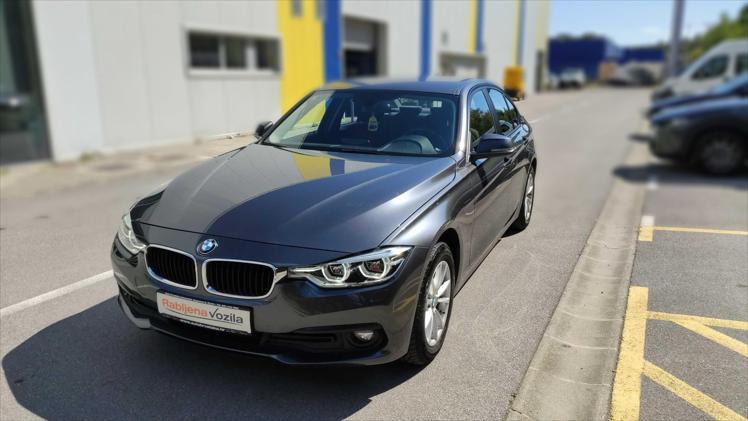 Rabljeni automobil na prodaju iz oglasa 63862 - BMW Serija 3 318d Silver 25