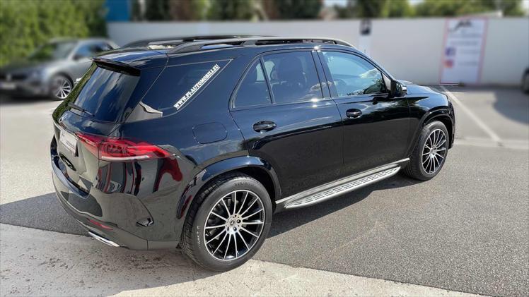 Rabljeni automobil na prodaju iz oglasa 63865 - Mercedes-Benz GLE-Klasa GLE 300 d 4MATIC Aut.