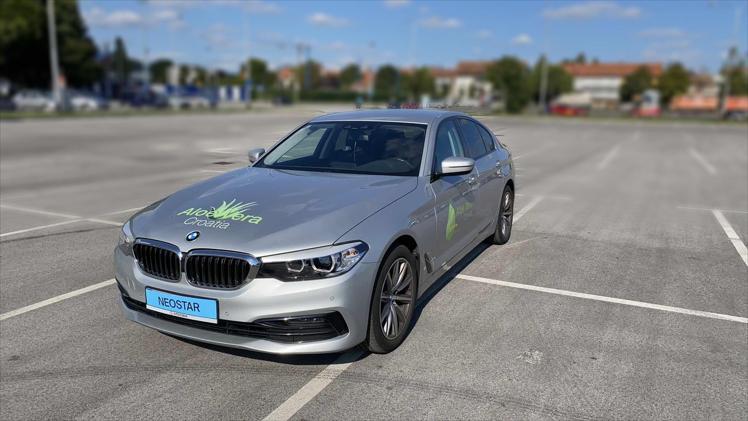 Rabljeni automobil na prodaju iz oglasa 63883 - BMW Serija 5 520d Aut.
