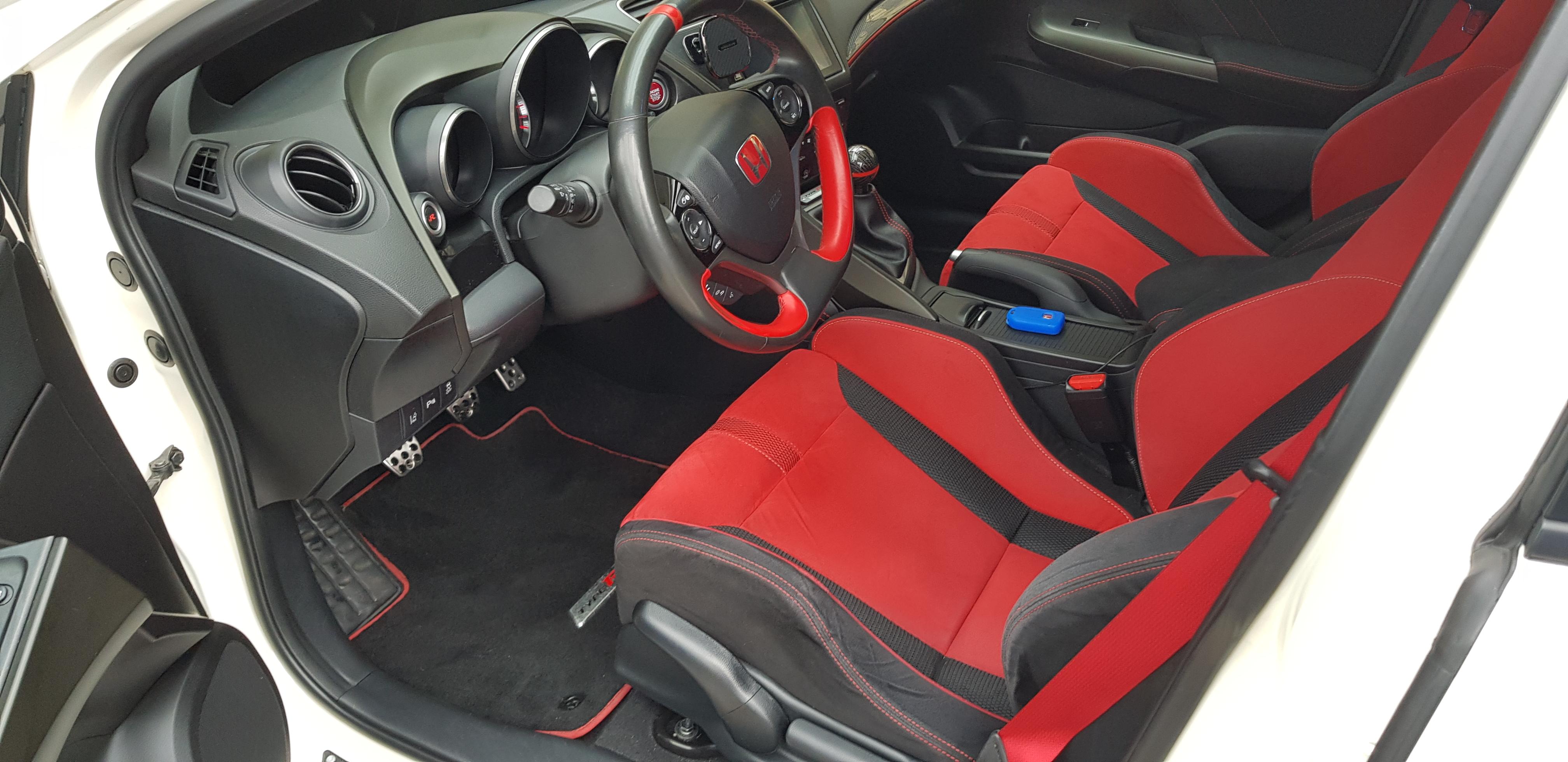 Honda Civic 2,0T i-VTEC Type-R GT