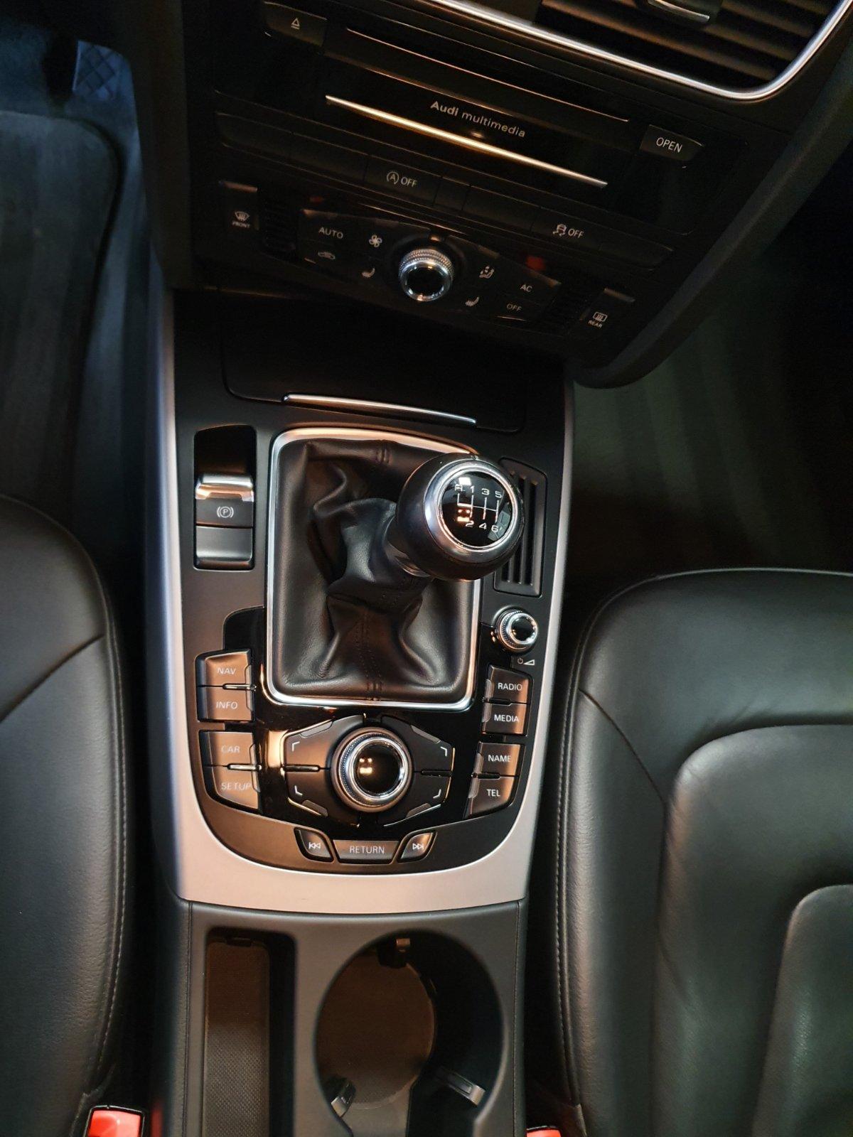 Audi A4avant Diesel 2013 2.0 tdi